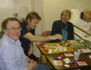 Sidney Coleman poker game, 2007
